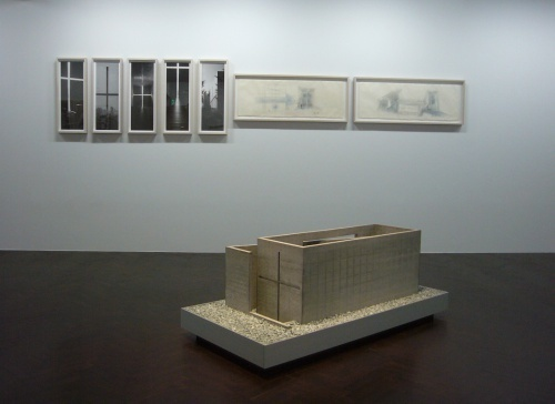 安藤忠雄「Drawing, Photograph, Maquette」