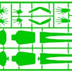 ミニチュア模型のようにプラモデルを組み立てる『プラトモ』でコレクションする!