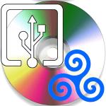 無料OS『Trisquel』ライブ起動で日本語化と日本語入力を保持!