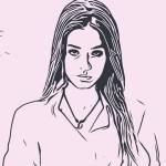ペン画風アートへ簡単編集…iPhoneアプリ『Inkwork』