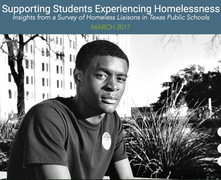 To read more about Texas homeless liasons' experiences, read the results of the TNOYS survey here.