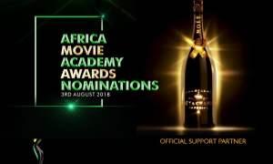 Moet sponsors AMAA 2018