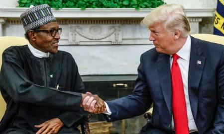 trump called buhari lifeless