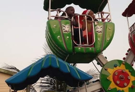 relaxation parks to visit in port harcourt garden city amusement park