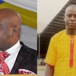apostle chibuzor gives scholarship to adaugo chima ikwunado wife