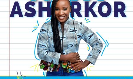 Naa Ashorkor Voice Of 'GH4STEM'