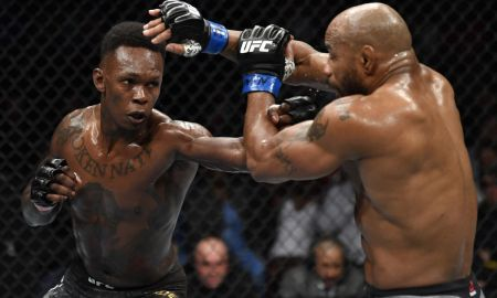 Israel Adesanya outpoints Yoel Romero to retain UFC title