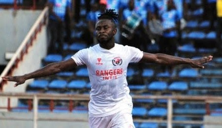 Auto Clash Claims Life of Enugu Rangers Striker, Ifeanyi George