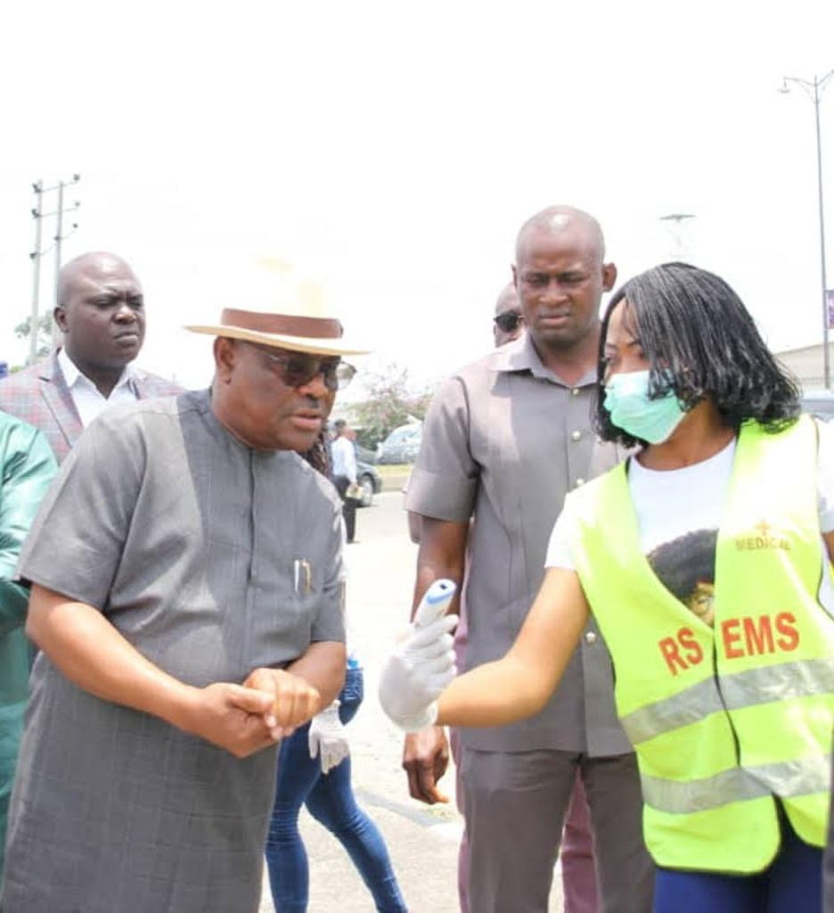 Rivers State has recorded its first case of coronavirus announced the Nigeria Centre for Disease Wednesday. in