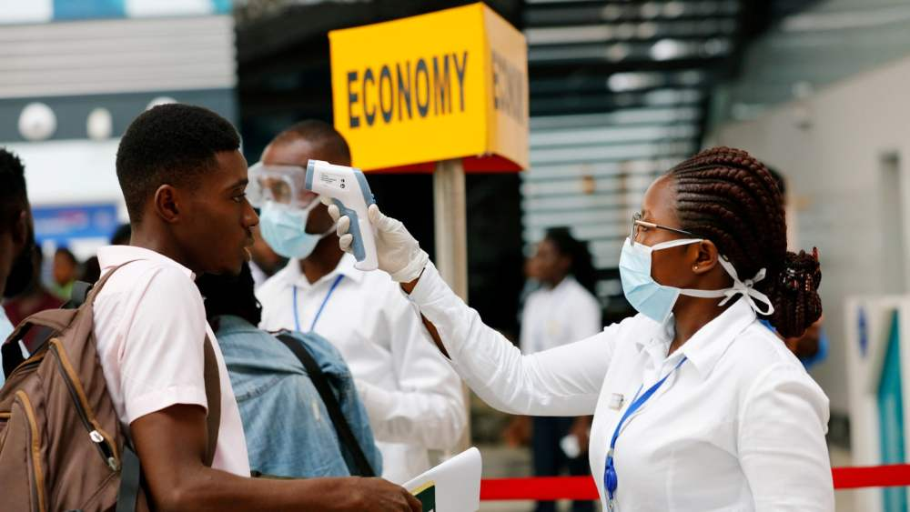 Africa Records 1100 Coronavirus in Cases, 42 Countries Affected