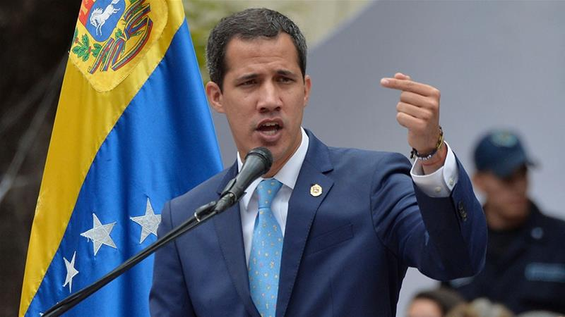 US Indicts Venezuelan Nicolás Maduro On Charges of Drug Trafficking