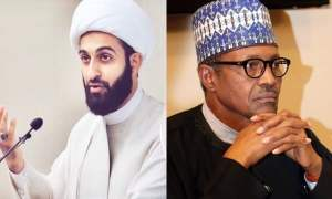 imam of peace @imamofpeace mohammad tawhidi #buhariresign buhari has no global influence