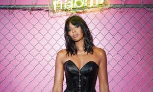 Naomi Campbell Tells Apple Music About Her Black History Month Playlist and Shares Her Love For Burna Boy and Wizkid