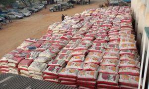 Covid-19: Nigeria to Distribute Impounded Rice to Poor citizens