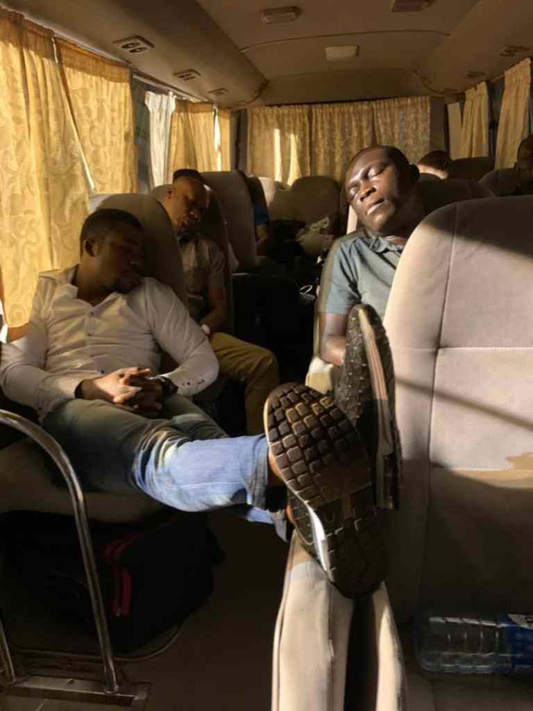 mobile staff REPORT AFRIQUE International