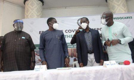 Okowa, Obaseki, Other High-ranking PDP Leaders Meet In The Spirit Of Old Bendel State