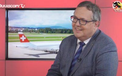Les défis et les innovations pour les aéroports (André Schneider, Genève Aéroport)