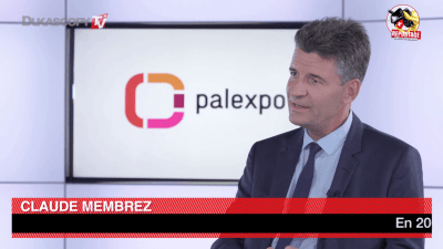 Claude Membrez - Palexpo - Salons Foires et expositions à Genève