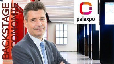 Claude Membrez Palexpo