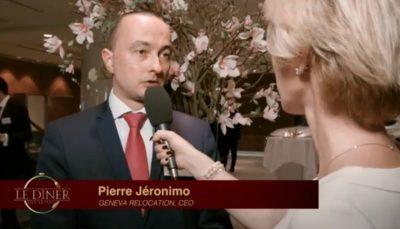 Le Diner des élites - Suisse Romande - Hotel Wilson Pierre Jéronimo