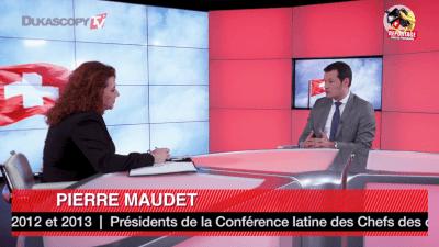 Pierre Maudet - Etat de Genève - Economie