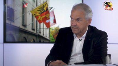 Rémy Pagani - Ville de Genève - Diplomatie