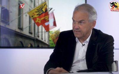 Genève, ville de la diplomatie (Rémy Pagani)