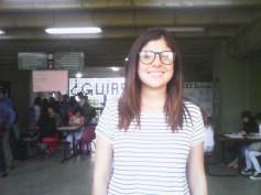 Eugenia del Rosario, Presidenta de AIESEC UCV