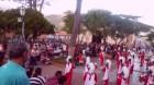 Presentación de la Banda Show Santiago Mariño en Vive la Asunción