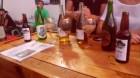 Puesto de vinos y cervezas artesanales en Vive la Asunción
