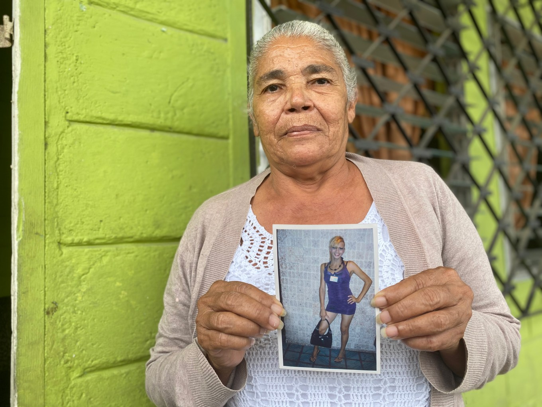 Mamá de Vicky Hernández. Foto: Reportar Sin Miedo