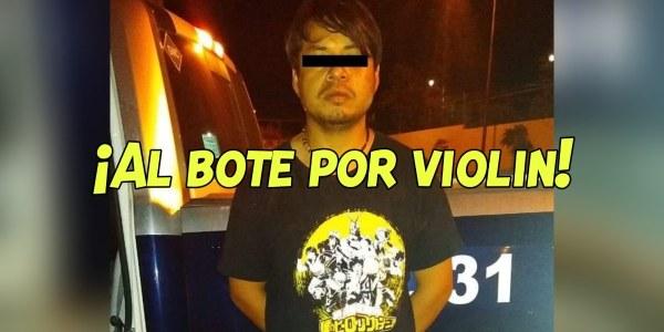 detienen a violador ciudad juarez