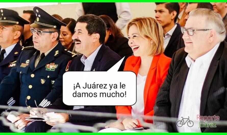 Chihuahua merece más recursos que Ciudad Juárez – Maru Campos