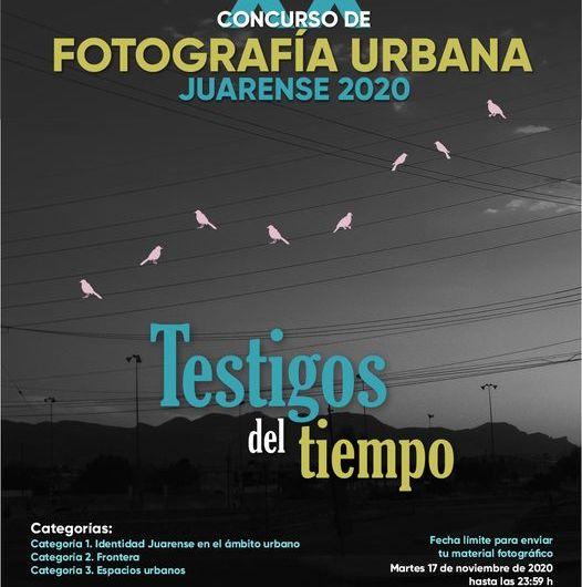CONCURSO DE FOTOGRAFÍA URBANA JUARENSE 2020