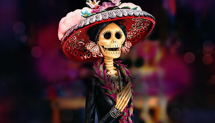 Cinco lugares que no puedes perderte durante el Día de Muertos