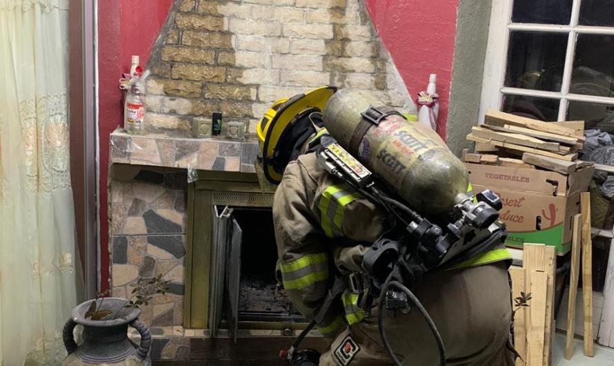 Departamento de Bomberos atiende emergencias