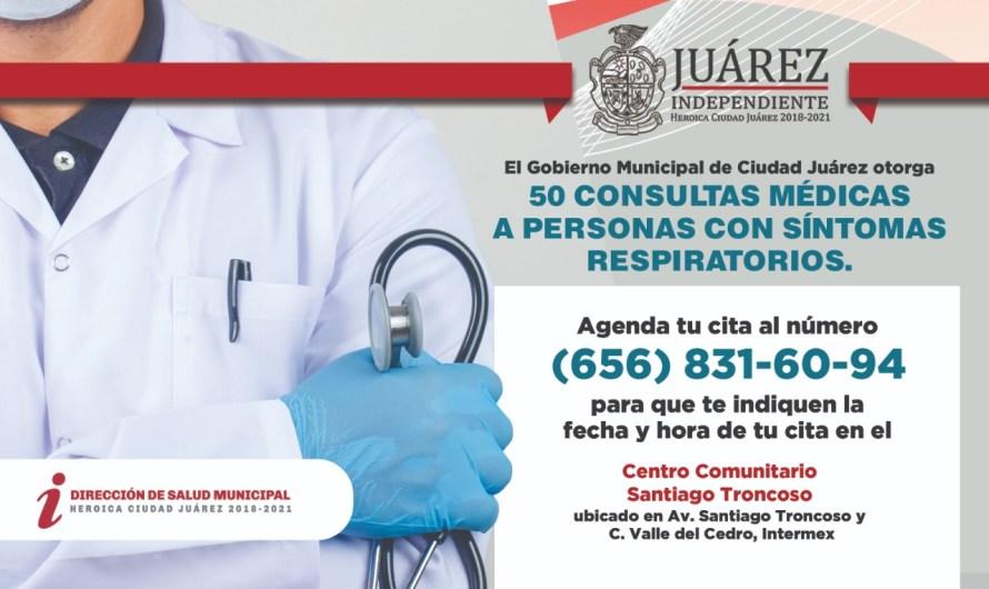 Nuevo programa del Municipio brinda atención médica ¡gratuita!