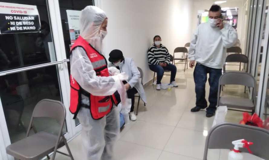 Juárez comprometido con migrantes, fueron atendidos por Derechos Humanos