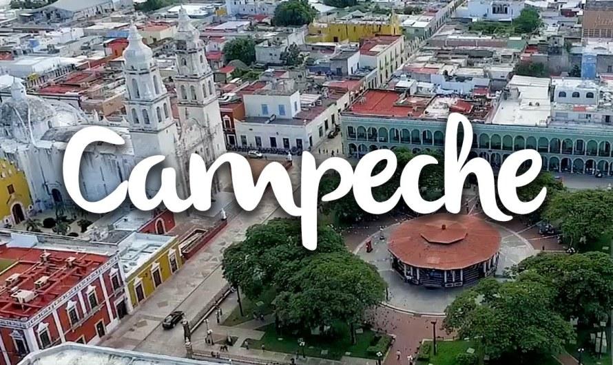 Cinco imperdibles de Campeche