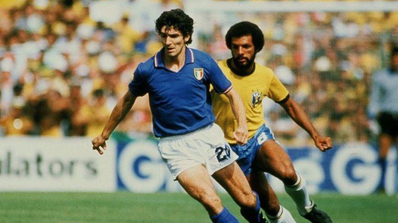 Muere Paolo Rossi, héroe de la Selección de fútbol de Italia