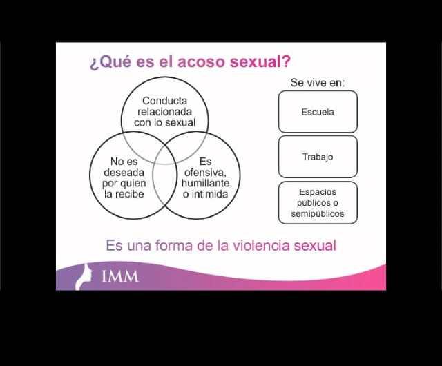 Imparte IMM capacitación a empleados de transporte sobre acoso sexual callejero