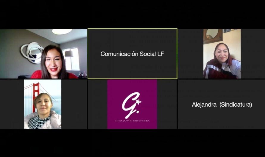 Planea Comisión de Familia y Asistencia Social planea capacitar a padres de familia en el uso de plataformas virtuales