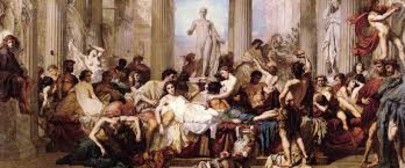Saturnalia: el mejor día del año romano • Antigua Roma al Día