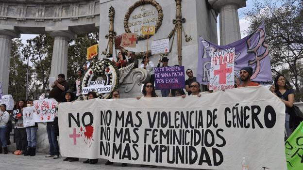 JUÁREZ: Preside feminicidios a nivel nacional