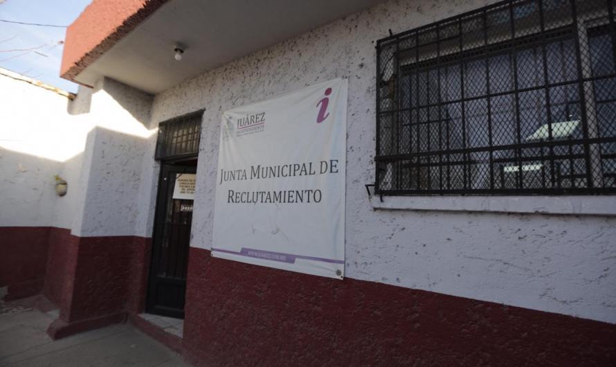 ¡NO LO DEJES PASAR!, inscríbete para tramitar Cartilla Militar
