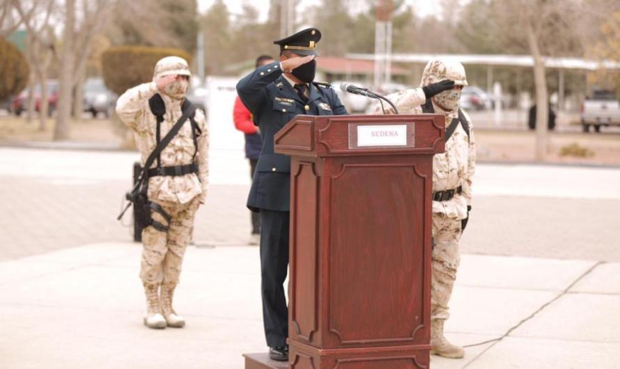 Toma posesión nuevo Comandante del 9° Regimiento de Caballería Motorizada