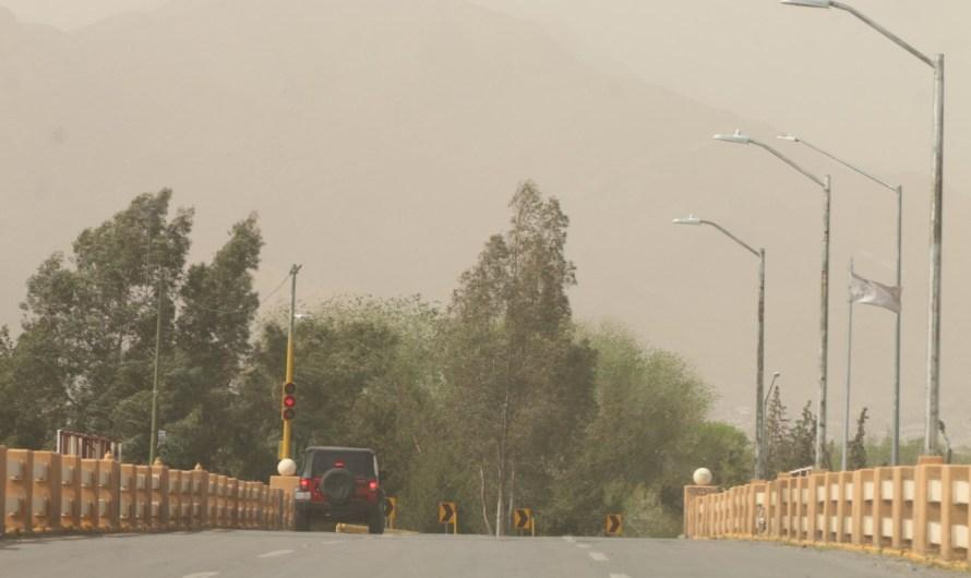 Continúa ¡ALERTA AMARILLA!, por bajas temperaturas y fuertes vientos