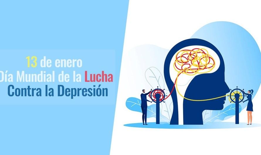 13 de Enero, Día Mundial de Lucha contra la Depresión