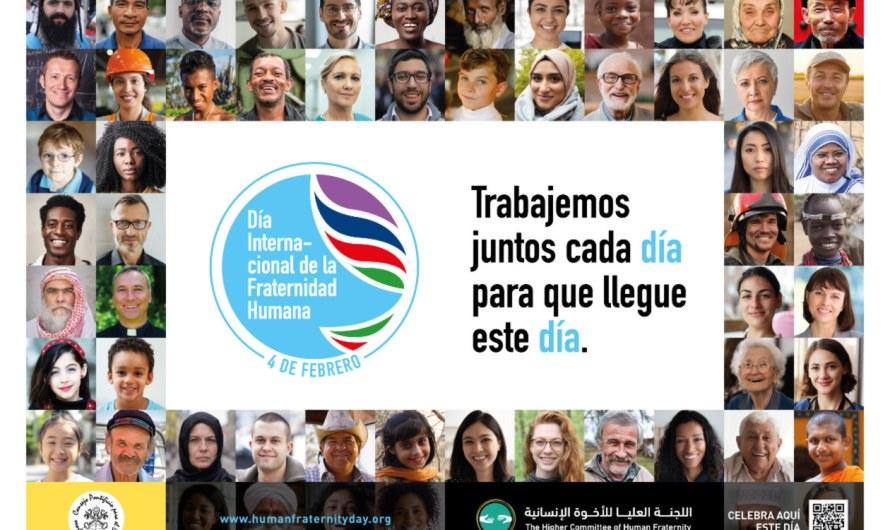 Día Internacional de la Fraternidad Humana, 4 de Febrero