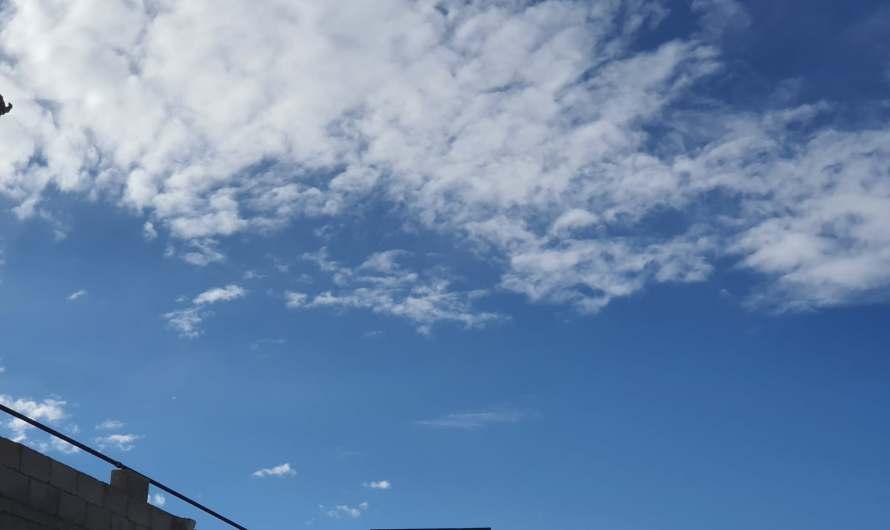 ¡Siempre vuelve a brillar el sol! Temperatura Max 13°C min 2°C